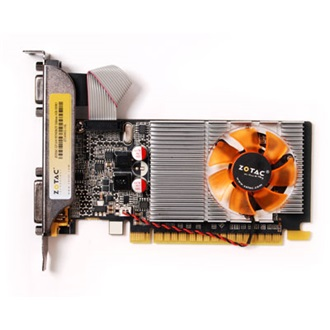 Zotac GeForce GT 610 Synergy Edition 1GB GDDR3 64bit low profile grafikus kártya