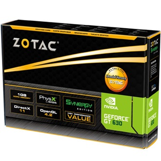 ZOTAC Geforce GT640 Synergy Edition 4GB GDDR3 128bit PCI-E x16