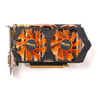 Zotac Geforce GTX760 AMP! Edition 2GB GDDR5 256bit PCI-E x16