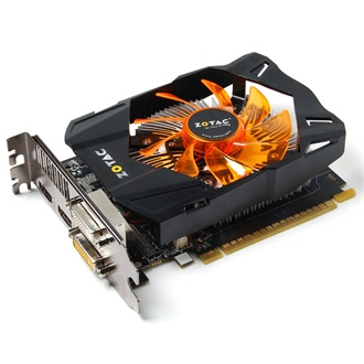 Zotac Geforce GTX650 Synergy Edition 2GB GDDR5 128bit PCI-E x16