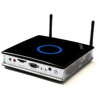 Zotac ZBOX-RI531-BE mini Intel barbone asztali PC