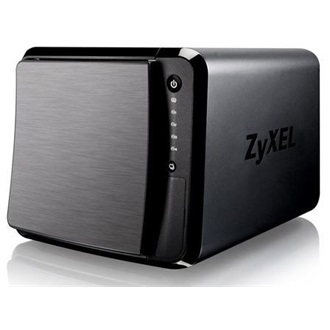 ZyXEL NAS542 4-Bay Personal Cloud Storage