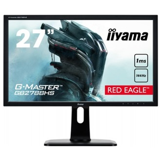 "iiyama G-Master Red Eagle GB2788HS-B1 27"" TN LED gamer monitor fekete"