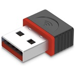 j5create Wireless 11N mini USB2.0 150Mbps Wi-Fi adapter
